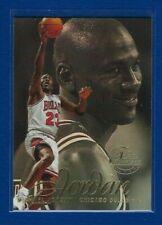 Michael Jordan 1996-97 Flair Showcase Row 2 SEAT 23 Style HOF NBA Chicago Bulls