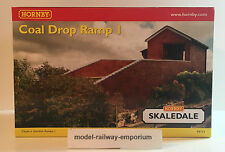 HORNBY SKALEDALE - R8733 - COAL DROP RAMP 1 - NEW BOXED ITEM
