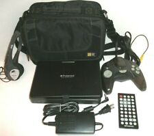 POLAROID PDV077PT 7 inch Portable DVD Player and Game System