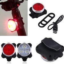 2stk LED Fahrradbeleuchtung Fahradlampe Fahrrad licht Beleuchtung Rücklicht