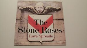 """The Stone Roses LOVE SPREADS 1994   UK 7"""" SINGLE - PLAYS EX+  LISTEN"""