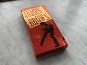 James Brown - Star Time - 4CD Box inc. Book