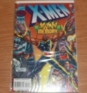 X MEN # 52 1996, Marvel dark beast mr sinister gambit bishop mutants house