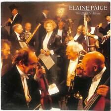 Elaine Paige - The Queen Album - LP Vinyl Record