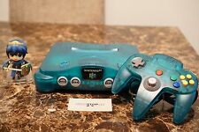 Official Nintendo 64 Ice Blue Console NTSC-U US Version