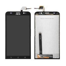 "TOUCH SCREEN VETRO + LCD DISPLAY PER ASUS ZENFONE 2 ZE551ML Z00AD 5,5"" NERO"