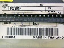 5 unidades toshiba tc7s04f inverter SMD higiénicos 5 (m4850)