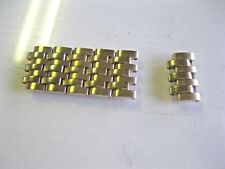 Seiko Men's SSC210 Watch Band Links ''SOLD ONE AT A TIME''  6 TOTAL.Pre-Owned EC