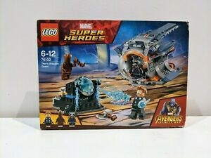 LEGO 76102 Marvel Super Heroes Thor's Weapon Quest Brand NEW Sealed Avengers Set