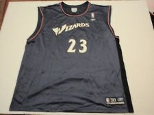 Washington Wizards Reebok NBA Jersey Size 3XL (XXXL) #23 Luke on Back