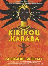 KIRIKOU & KARABA COMEDIE MUSICALE DANSEURS CHANTEURS SPECTACLE