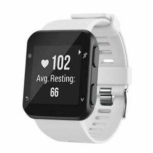 For Garmin Forerunner 35 Smart Watch Wristband Silicone Replacement Strap Band*1