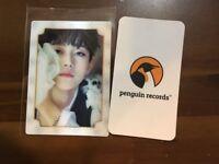 JBJ - 1ST MINI ALBUM FANTASY JIN LONGGUO LENTICULAR PHOTO CARD