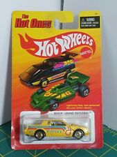 Hot Wheels The Hot Ones 2011 Buick Grand National Yellow k6142