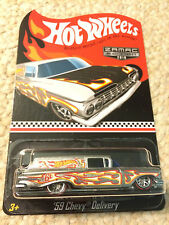59' Chevy Delivery Hot Wheels Mail in Walmart 2016 ZAMAC