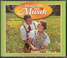 Ich sag´s dir mit Musik  -   Reader's Digest   5 CD Box