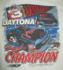 1998 DAYTONA 500 is Ours Never Intimidated (XL) T-Shirt DALE EARNHARDT Champion