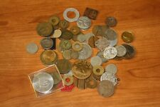 Lot of 61 Token Canada some United states and other