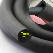 7mm Solid Seal Strip Filler Insert Stuffing for Hollow Rubber Strip Car Door 6m