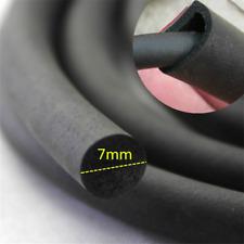 7mm Solid Seal Strip Filler Insert Stuffing for Hollow Rubber Strip Car Door 6m