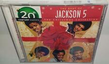 JACKSON 5 THE CHRISTMAS COLLECTION (2003) BRAND NEW SEALED CD MICHAEL JERMAINE