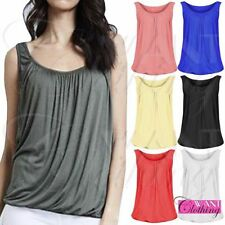Holiday Semi Fitted Sleeveless Tops & Shirts for Women