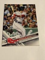 2017 Topps Andrew Benintendi RC Boston Red Sox Rookie #283 Rookie Card 🔥🔥