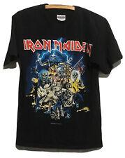 iron maiden t shirt tour