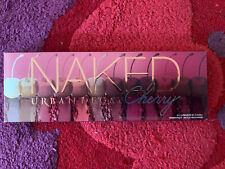 Brand New Urban Decay Naked Cherry Palette Eyeshadow Kit