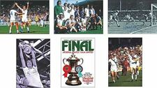 West Ham Utd FA Cup Winners 1980 POSTCARD Set