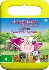 TV Shows DVD: 4 (AU, NZ, Latin America...) Action G DVD & Blu-ray Movies