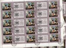 CCCP URSS 7 Feuilles 15TP 10 k Tableaux de KOUSTODIEV Le Matin 1978