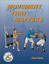 MOVEMENT THAT MATTERS By Paul Chek *Excellent Condition*