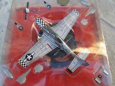 North American Mustang p-51d Ixo/Altaya 1:72 modello finito Big Beautiful doll