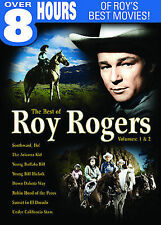 The Best of Roy Rogers - Vols. 1  2 (DVD, 2004, 2-Disc Set)