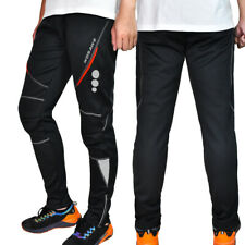Thermal Cycling Pants Winter Bike Bicycle Reflective Long Trouser Windproof Warm
