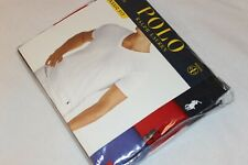 Polo Ralph Lauren Men Color Cotton V-Neck Classic T-Shirts 3-Pack Sizes S,M,L,XL