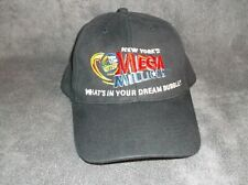 Vintage New York Lottery MEGA MILLIONS Hat/Cap Adjustable Strap ~ NY STATE