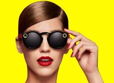 Spectacles Snapchat Glasses Black