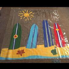 pottery barn kids shower curtain Surf Beach