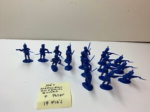 HAT / TIMPO -Napoleonic Imperial French Guard, 17 Figures 7 poses 54 mm  Lot # 2