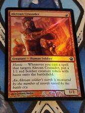 English Foil Akroan Crusader Foil Theros magicmtg 4x NM-Mint