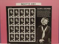 Scott # 4461-Legends of Hollywood-Katharine Hepburn-Sheet of (20) 44 Cents Stamp