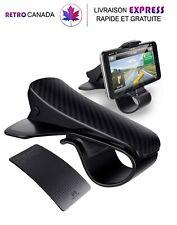 Tableau de bord support de voiture pour téléphone portable/universel réglable