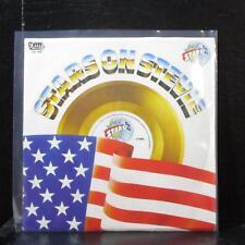 "Stars On 45 - Stars On Stevie 7"" VG+ Vinyl 45 Delta DE 708 Italy 1982"