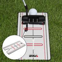 12x6 ''Golf Putting Spiegel Golf Haltung Corrector Putt Praxis Ausrichtung