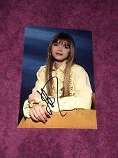 Photo Dédicacée Autograph Hélène Rolles Les mystères de l'amour - Un amour