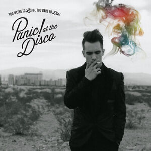 Panic! At The Disco : Too Weird to Live, Too Rare to Die CD (2013) Amazing Value