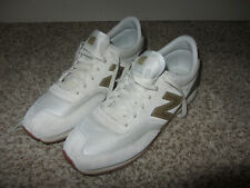 New Balance White Golf Tennis Shoes Athletic Dress Lounge USA 9 CW620JC2 620