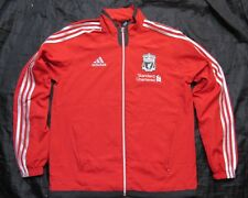 FC LIVERPOOL Training ZIP JACKET ADIDAS 2011-2012 The Reds adult SIZE /M